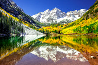 Such a Perfect Day . . . Maroon Bells